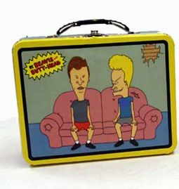 Beavis and Butt-Head - Couch: Large Carry All