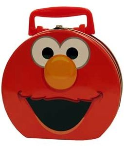 Elmo Hat Box