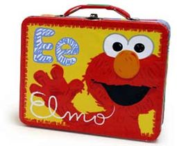 Sesame Street - Elmo: Letter E Large Lunch Box
