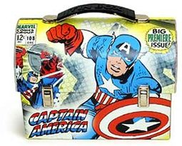 Marvel Comics - Captain America - Black Handle: