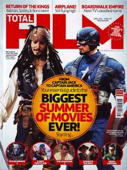 Total Film #178 [UK Import]