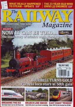 The Railway Magazine (October 2010) [UK Import]