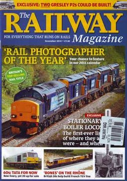 The Railway Magazine (November 2010) [UK Import]