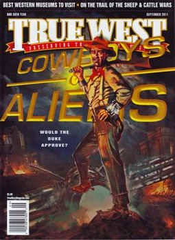 True West - Volume #58, Issue #9