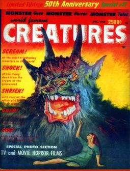 World Famous Creatures #2 (Limited Edition - 50th