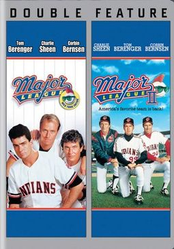 Major League / Major League II (2-DVD)