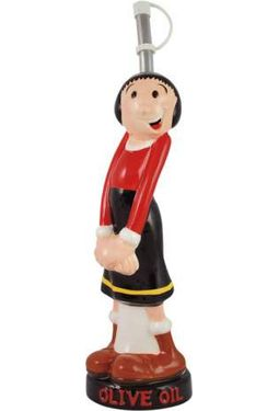 Olive Oyl 5 oz. Oil Bottle