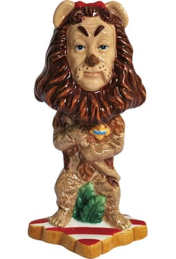 Cowardly Lion Mini Bobble Figurine