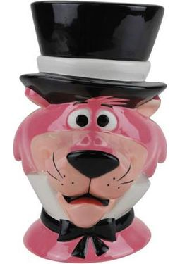 Hanna Barbera - Snagglepuss - Ceramic Cookie Jar