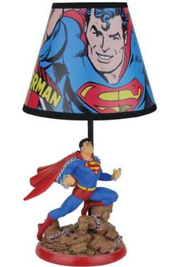 DC Comics - Superman - Lamp