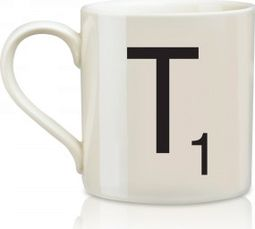 Scrabble - Letter T 12 oz. Ceramic Mug
