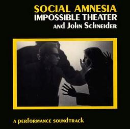 Social Amnesia (A Performance Soundtrack) (2-LPs)