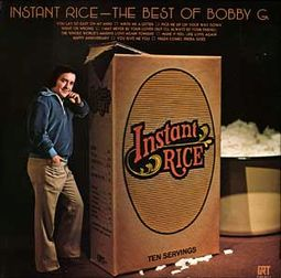 Instant Rice (The Best Of Bobby G.)
