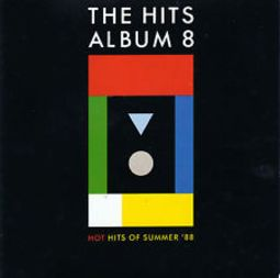 The hits album 8 hot hits of summer 1988 lp bmg for Songs from 1988 uk