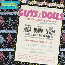 Guys & Dolls: A Musical Fable Of Broadway