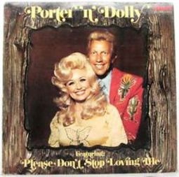 porter wagoner dolly parton porter 39 n 39 dolly lp 1974