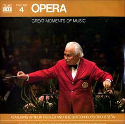 Great Moments of Music: Opera, Volume 4