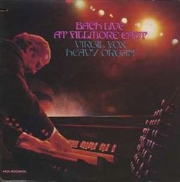 Bach Live at the Fillmore East