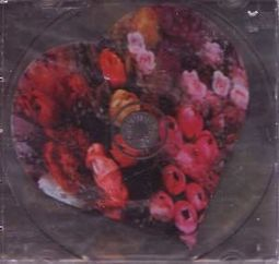I Love You (Heart-Shaped CD)