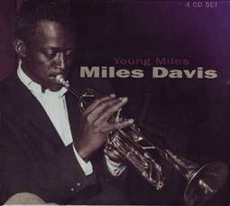Young Miles (4-CD) [Import]