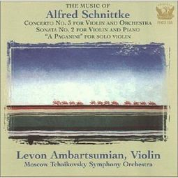 The Music Of Alfred Schnittke