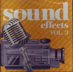 Sound Effects, Volume 3 [Import]