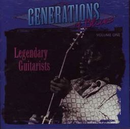 Generations of Blues, Volume 1 - Legendary