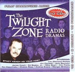Twilight Zone - Radio Dramas, Volume 3 (10-CD)