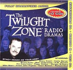 Twilight Zone - Radio Dramas, Volume 5 (10-CD)