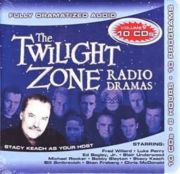 Twilight Zone - Radio Dramas, Volume 9 (10-CD)