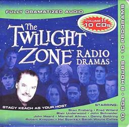 Twilight Zone - Radio Dramas, Volume 11 (10-CD)