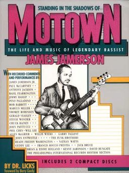 James Jamerson - Standing In The Shadows of