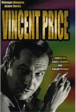 Vincent Price - Midnight Marquee Actors Series: