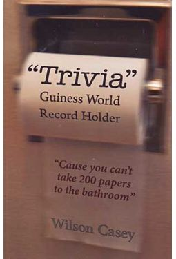 Trivia: Guinness World Record Holder