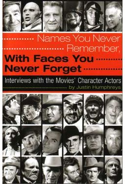 Names You Never Remember, with Faces You Never