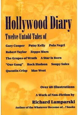 Hollywood Diary: Twelve Untold Tales - Gary