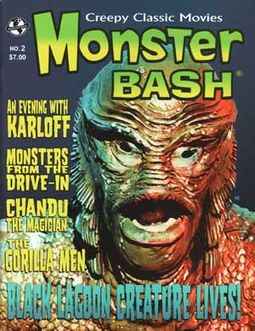 Monster Bash Magazine #2