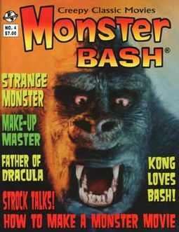 Monster Bash Magazine #4