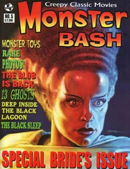 Monster Bash Magazine #5