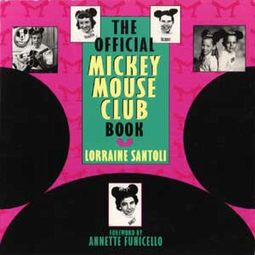 Official Mickey Mouse Club Book