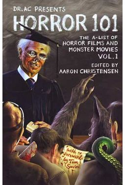 Horror 101: The A-List of Horror Films and