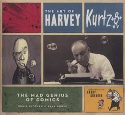 Harvey Kurtzman - The Art of Harvey Kurtzman: The