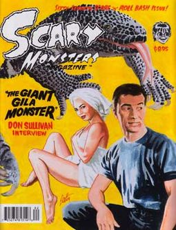 Scary Monsters Magazine #67