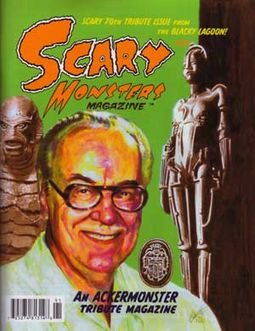 Scary Monsters Magazine #70