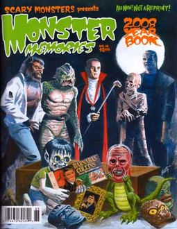 Monster Memories #16 (2008 Scary Monsters