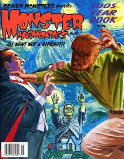 Monster Memories #13 (2005 Scary Monsters