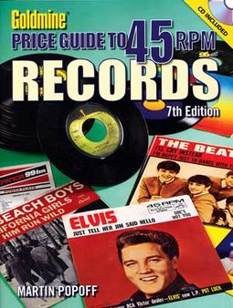 Goldmine Price Guide To 45 RPM Records [7th