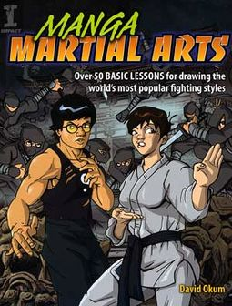 Manga Martial Arts