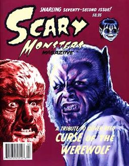 Scary Monsters Magazine #72
