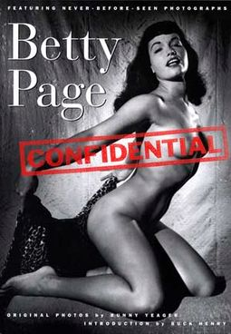 Betty Page - Confidential
